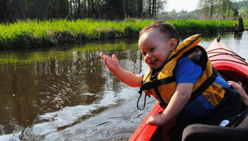 splywy na rzece tanew san