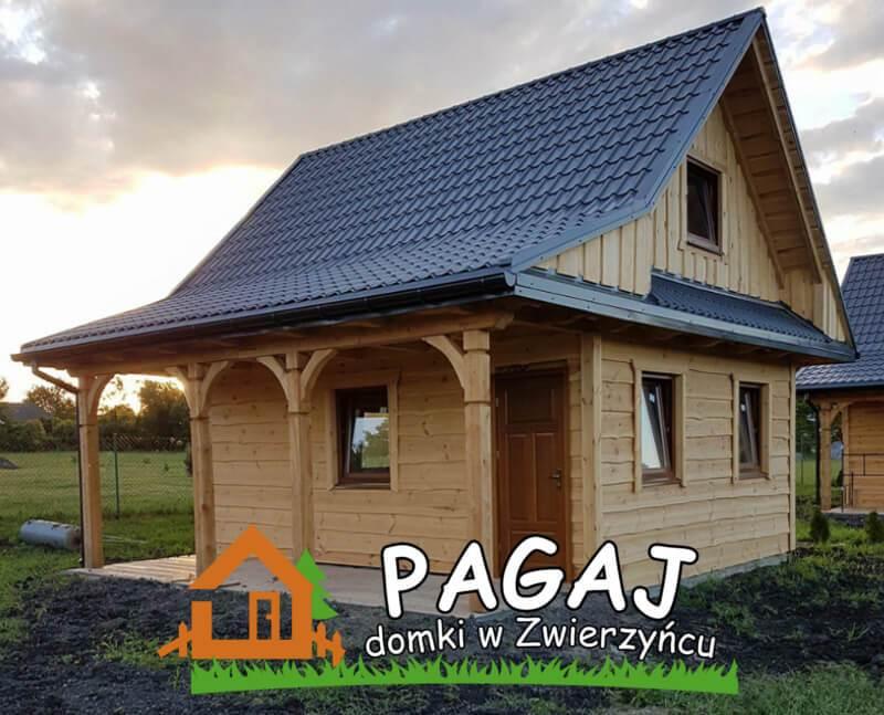 Domki w Zwierzyńcu Noclegi Pagaj